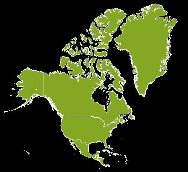 Nekretnine Sjeverna Amerika