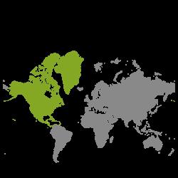 Casas América del Norte