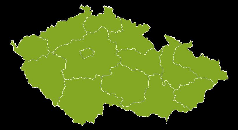 Nemovitosti: Česká republika