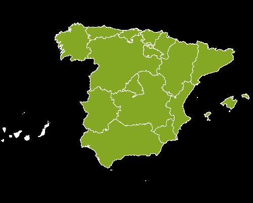 Fastighetsobjekt Spanien