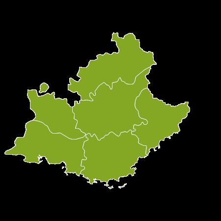 Casas Provenza-Alpes-Costa Azul