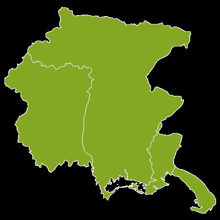 Casas Frioul-Vénétie julienne