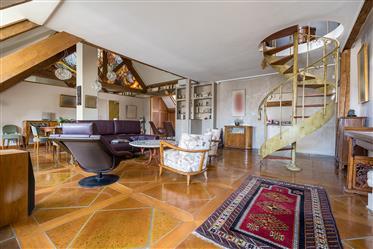Venda charmoso apartamento de 4 quartos 141 m² Paris 3E (75003)