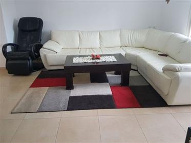 5 room apartment, bright, spacious, quiet, in Nahariya