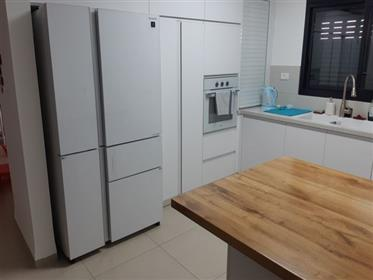 New apartment in a boutique building, 120Sqm, in Beit She'an