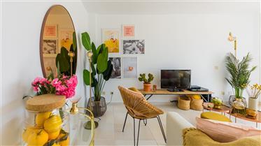 Appartement met uitzicht op zee, Fuerteventura, Costa Calma, privé