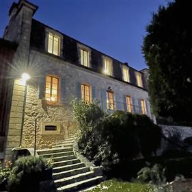 Elegante, histórico, casa do mestre