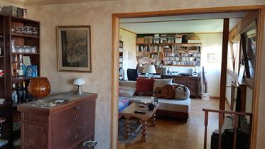 Large 3/4-room lofted