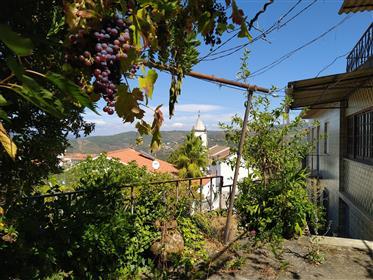 Casa da vila portuguesa com 6500m2 + edifício de pedra urbana. Belas vistas para o campo, loc tranq