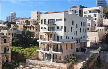 Nový, prostorný, světlý a tichý byt, 115 M2, v Haifě