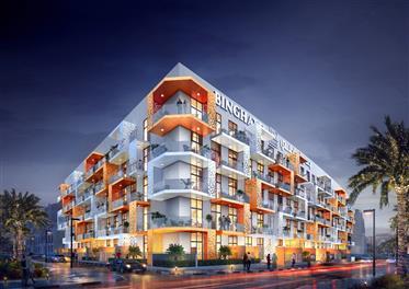 Il tuo appartamento nella proprietà di Dubai