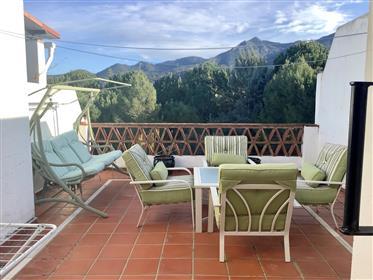 Golfový dům Front Line v Andalucii