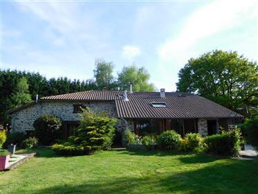 Obnovljena seoska kuća