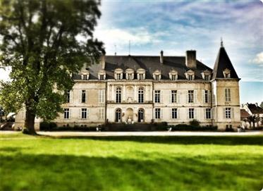19Th Century Chateau