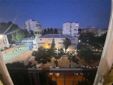 Ένα μοναδικό διαμέρισμα στην καρδιά του Τελ Αβίβ