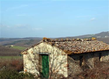 Storico podere nei dintorni di Siena