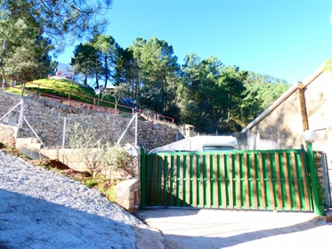Plot on three levels 800 m2 to build the house of your dreams in the middle of nature or c...