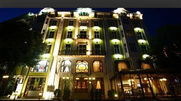 Luxury five-star hotel in Varna-Bulgaria
