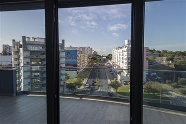 T4 novo   Vista Panorâmica   Condomínio do Parque   Almada
