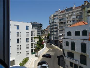 T3 Lapa/Estrela, com 110 m2 e vista lateral de Rio