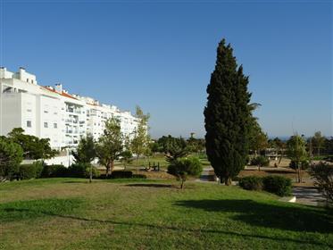 Apartamento T2 Carcavelos Quinta da Bela Vista vista desafog...