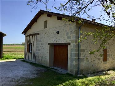 Maison ancienne restaurée