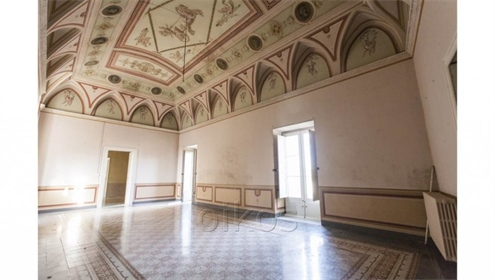 Amazing castle for sale in Salento, manor house with private garden