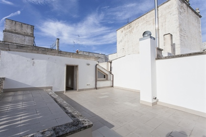 Renovated historic palace in Martina Franca