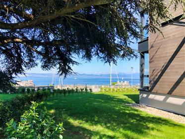 Appartement de Standing Bord du Lac à Amphion (Publier) près d'Evian-les-Bains