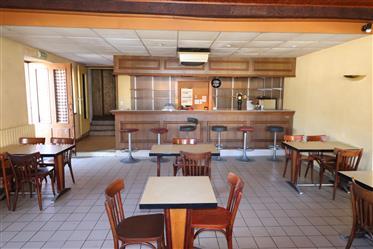 Ancien hotel restaurant à rénové