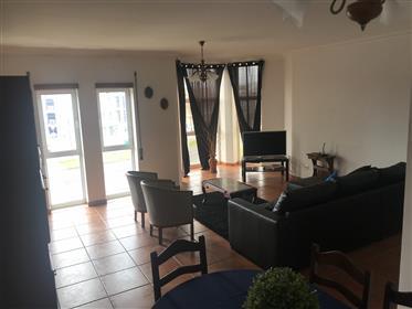 Apartamento duplex T3 em São Martinho do Porto para venda