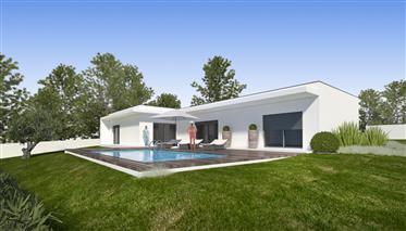 Bargain contemporary detached villa in Lisbon council for sa...
