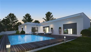 Bargain contemporary detached villa in Lisbon council for sa...