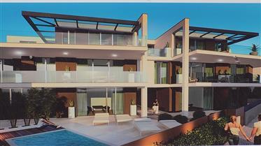Baleal apartamento no último piso com grande terraço