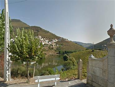 Quinta with vineyard beside the Douro River