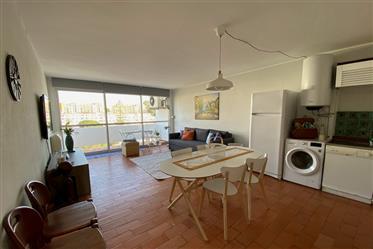 Apartamento T2+1 em Albufeira a cinco minutos a pé da praia.