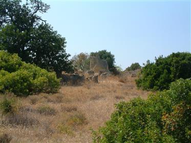 Ruin set in more than 11,000m2 of land in Armação de Pêra/Alcantarilha