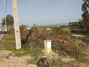 Terreno rústico em zona urbana perto de São Martinho do Port...
