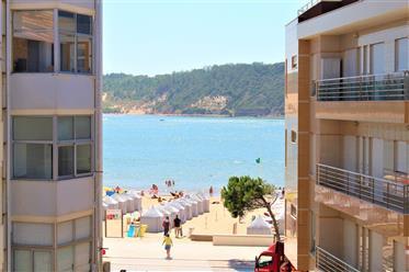 Fantástico apartamento com vista mar, a 80m da Baía de São M...