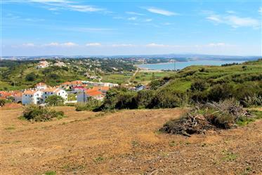 Terrain avec vue fantastique sur la lagune d'Óbidos à 2 minu...