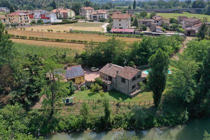The Tiber Boat House - Ipn Castello