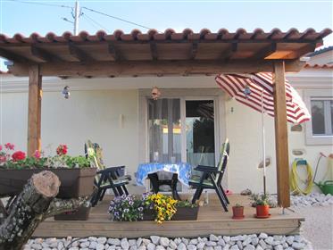 Casa renovada e ampliada