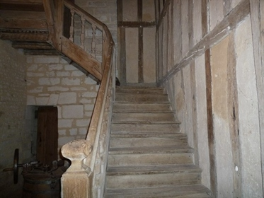 Dpt Aube (10), near Troyes for sale Castle XVIth and XVIIIth centuries, restored Imh on its park of