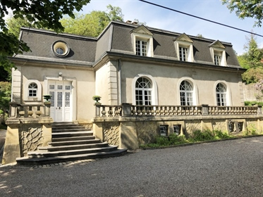 Dpt Meurthe and Moselle (54), for sale Maison Bourgeoise of 200 m2 - Land of 4,870.00 m2