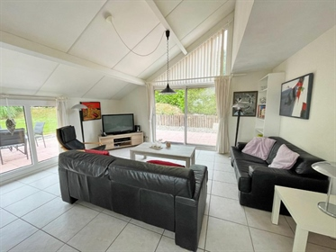 Detached house 85 m2 with a nice garden of 520 m2 in holiday park