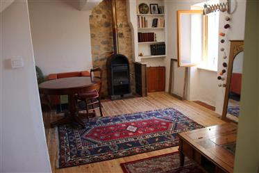 Montlaur - pretty stone built house