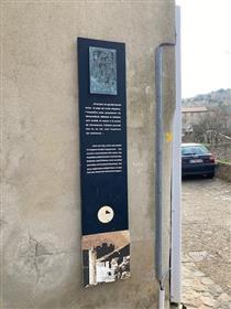 Renovation property in historic french village near Lagrasse.