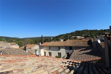Village house in St Pierre des Champs  with garage and terrace close to Lagrasse