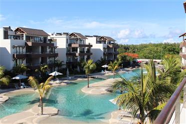 Best Resale! Hotel Apartment With Huge Pool Close To Mont Choisy Lagoon - Mauritius