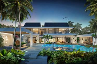 Direct Access To The Beach! Prestigious High-End Villas Near Belle Mare - Mauritius